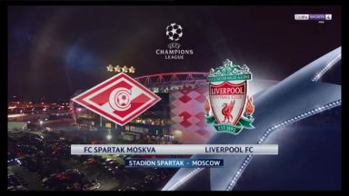 Full match: Spartak Moskva vs Liverpool