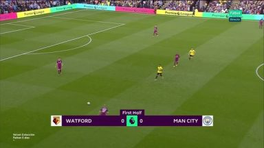 Full match: Watford vs Manchester City