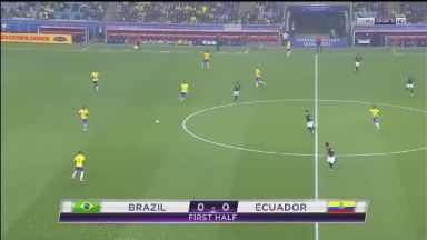 Full match: Brazil vs Ecuador