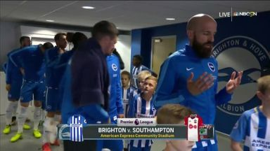 Full match: Brighton & Hove Albion vs Southampton