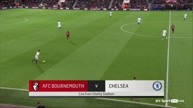 Full match: AFC Bournemouth vs Chelsea