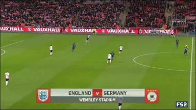 Full match: England vs Germany