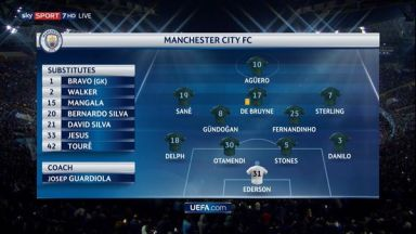 Full match: Napoli vs Manchester City
