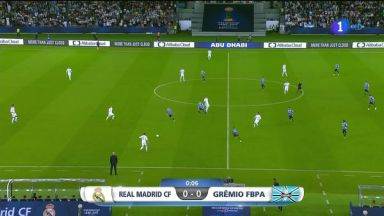 Full match: Real Madrid vs Grêmio