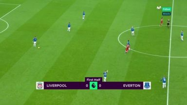 Full match: Liverpool vs Everton