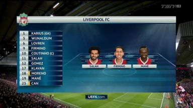 Full match: Liverpool vs Spartak Moskva