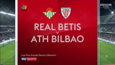Full match: Real Betis vs Athletic Bilbao