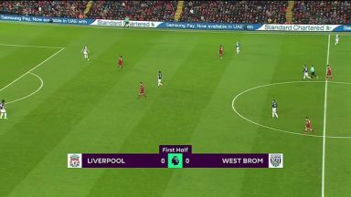 Full match: Liverpool vs West Bromwich Albion