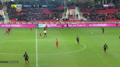 Full match: Dijon vs Rennes