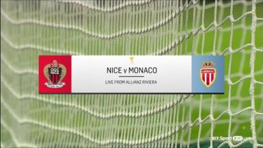 Full match: Nice vs Monaco