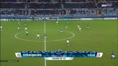 Full match: Strasbourg vs Lille