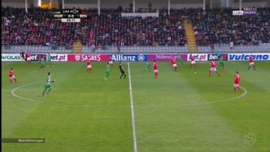 Full match: Moreirense vs Benfica