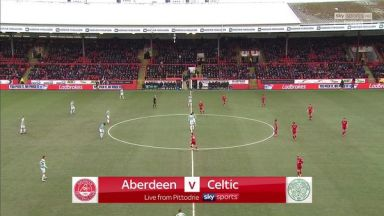 Full match: Aberdeen vs Celtic