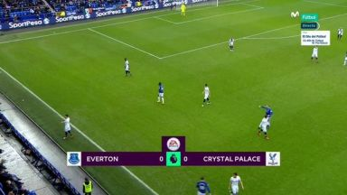 Full match: Everton vs Crystal Palace