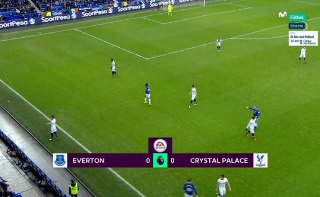 Everton Vs Crystal Palace Full Match Replay Premier