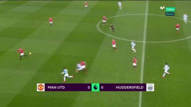 Full match: Manchester United vs Huddersfield Town