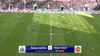 Full match: Newcastle United vs Manchester United