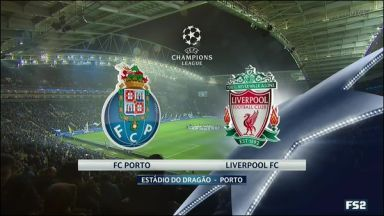 Full match: Porto vs Liverpoo