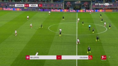 Full match: RB Leipzig vs Cologne