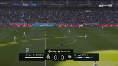 Full match: Real Madrid vs Deportivo Alaves