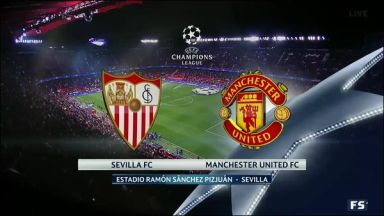 Full match: Sevilla vs Manchester United