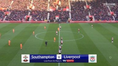 Full match: Southampton vs Liverpool