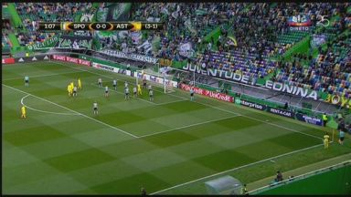 Full match: Sporting Lisbon vs Astana