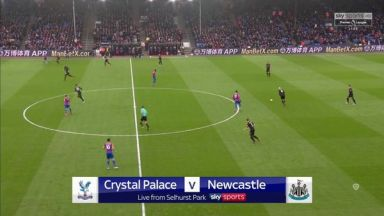 Full match: Crystal Palace vs Newcastle United