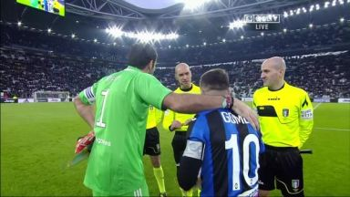 Full match: Juventus vs Atalanta