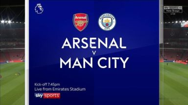 Full match: Arsenal vs Manchester CityFull match: Arsenal vs Manchester City