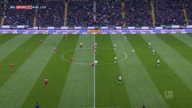 Full match: Eintracht Frankfurt vs Mainz 05