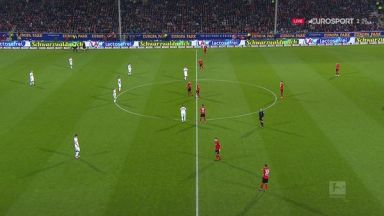 Full match: Freiburg vs Stuttgart
