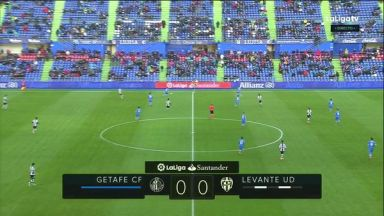 Full match: Getafe vs Levante