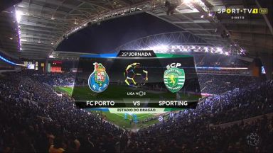 Full match: Porto vs Sporting Lisbon