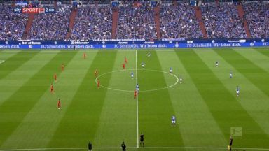 Full match: Schalke 04 vs Freiburg