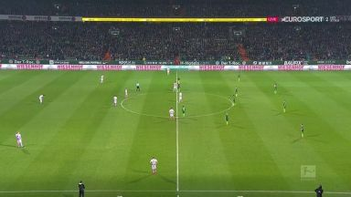 Full match: Werder Bremen vs Cologne