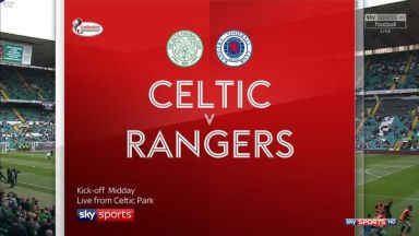 Full match: Celtic vs Rangers