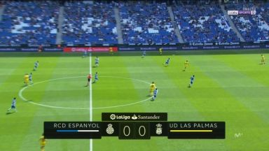 Full match: Espanyol vs Las Palmas
