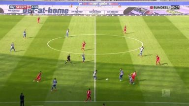 Full match: Hertha BSC vs Cologne