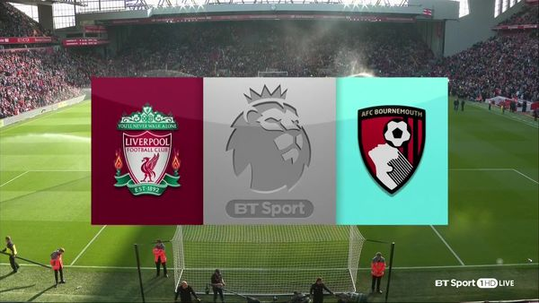 Liverpool Vs Afc Bournemouth Full Match Replay Premier League