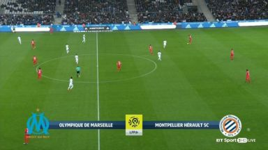 Full match: Olympique Marseille vs Montpellier