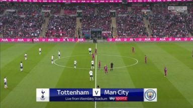 Full match: Tottenham Hotspur vs Manchester City