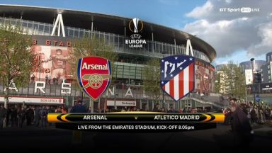 Full match: Arsenal vs Atletico Madrid