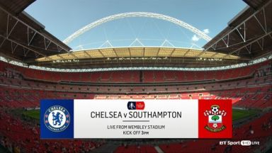 Full match: Chelsea vs Southampton