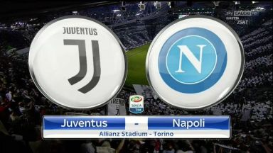 Full match: Juventus vs Napoli