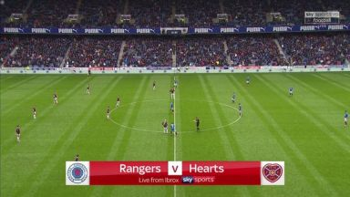 Full match: Rangers vs Hearts