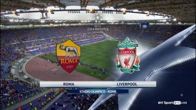 Full match: Roma vs Liverpool