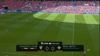 Full match: Athletic Bilbao vs Real Betis