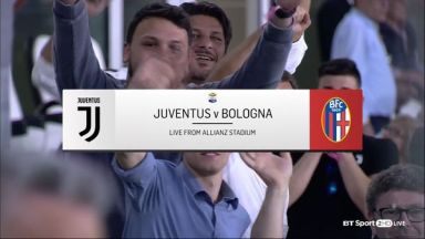 Full match: Juventus vs Bologna