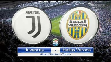 Full match: Juventus vs Hellas Verona